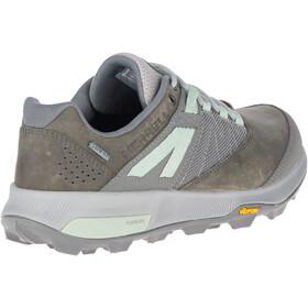Merrell Zion GTX Schuhe Damen merrell grey